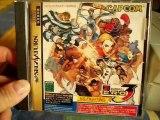 Street Fighter Zero 3 - Sega SATURN - Dramatic battle