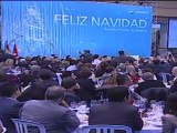 Ninguno de los ministros de Rajoy asiste a la cena navideña del PP de Madrid