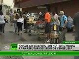 Chávez llama farsante a Obama por criticar a Venezuela  jamás seremos una colonia tuya–RT