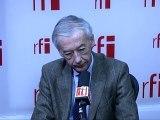 Axel Poniatowski, député UMP du Val d'Oise, président de la commission des Affaires étrangères à l'Assemblée nationale