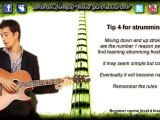Strumming Patterns and Strumming Basics For Guitar With ...