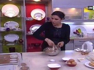 Choumicha Recette - Gâteaux au Café