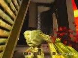 Quake 4 (360) - Le remake de Quake 2 fourni avec Quake 4 sur Xbox 360.