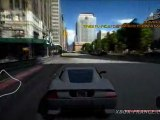 Project Gotham Racing 3 (360) - Tour lancé dans les rues de New-York
