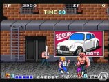 Double Dragon (360) - Double Dragon en mouvement