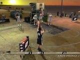 NBA 2K8 (360) - Concours à 3 points