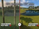 Tiger Woods PGA Tour 2009 (360) - Comparaison 08 / 09