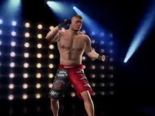 Présentation d'Alistair Overeem de UFC Undisputed 3