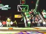 NBA Live 09 (360) - XBTV : Concours de dunks