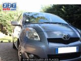 Occasion TOYOTA YARIS SIX FOURS LES PLAGES