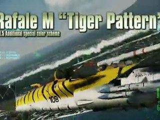 Warfare Trailer de Ace Combat : Assault Horizon