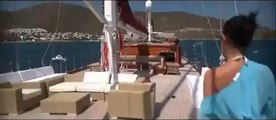 LOCATION BATEAU VOILIER LUXE : SAILING ART GALERY YACHT IN BODRUM