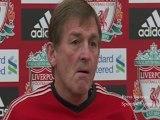 Kenny Dalglish on Luis Suarez - Liverpool Press Conference