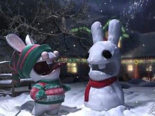 The Lapins Crétins - Un cadeau de Noël très crétin de