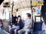 Νταήδες σε λεωφορείο