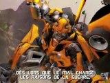 Transformers : Dark of the Moon (360) - Trailer du nouveau Transformers