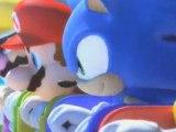Mario & Sonic Aux Jeux Olympiques d'Hiver (WII) - Premier Trailer