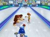 Mario & Sonic Aux Jeux Olympiques d'Hiver (WII) - Trailer US