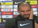 Guardiola Mourinho congratulated us and we thank him
