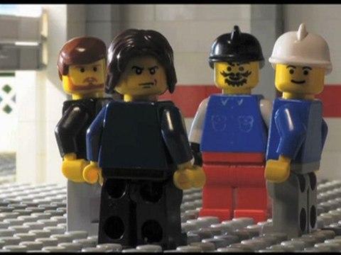 Henri & Edmond - Droits d'Auteur (brickfilm LEGO)