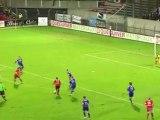 L2 / 2011-12 - Les plus beaux arrêts du portier Bastiais - Matchs aller