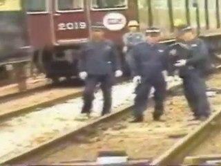 阪急六甲駅(構内)列車衝突事故