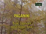 Tedi Papavrami  Paganini Trois Caprices no I   pour  Mon cher amour   xAtlantianKnightx    -     NicholasAntonyTV ,   se souvenir de moi , Mon ambitieuse adversaire     xxAtlantianKnightxx