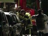 Trois corps calcinés retrouvés dans une voiture en flammes à Pennes-Mirabeau