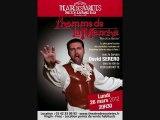 L'Homme de La Mancha à Paris avec David Serero au Théâtre des Variétés