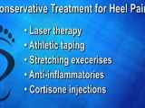 Heel Pain - Chiropodist-Podiatrist in Mississauga, Oakville and Brampton, ON
