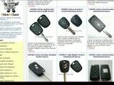 Peugeot delikli anahtar kumanda kabı kumanda kasası escan anahtar da