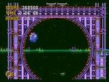 Let's Play Sonic CD #4 Sonic Vs Metal Sonic