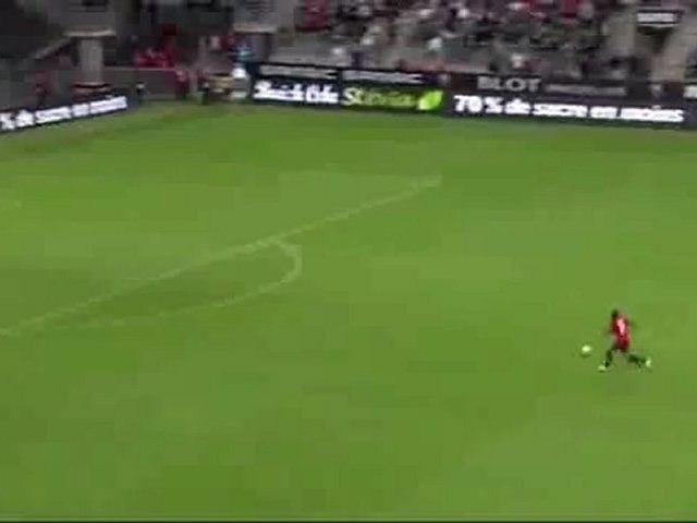 25/08/11 : Jirès Kembo (90') : Rennes - Crvena Zvezda (4-0)