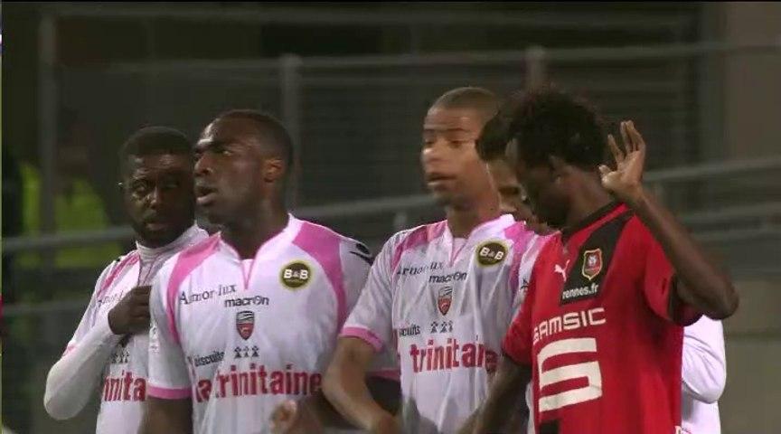 16/10/11 : Jirès Kembo (10') : Rennes - Lorient (2-0)