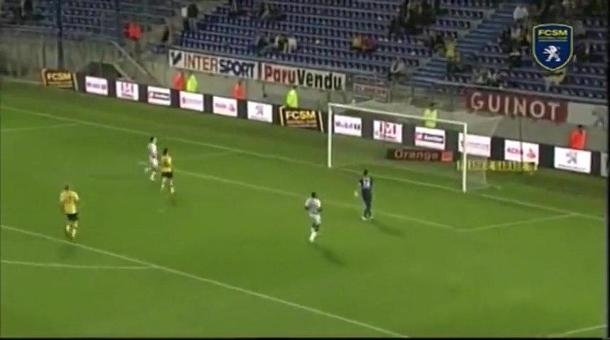 21/09/11 : Jirès Kembo (90'+5) : Sochaux  - Rennes (2-6)