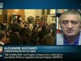 BFMTV : Comment les chrétiens d'Egypte, ont ils fêté le Noël catholique ?  (25.12.2011)
