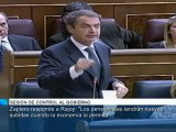 """Sesión de Control: """"Los pensionistas tendrán nuevas subidas cuando la economía lo permita"""""""