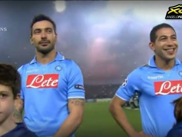 XG1 - 'A VOCE 'E NAPULE / Napoli - Manchester City 2-1 (Champions League 2011-12)