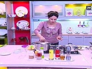 Choumicha Recette - Ailes de poulet au riz