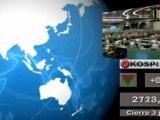 Bolsas; Mercados internacionales: Cierre jueves 2 junio y media sesión viernes 3 junio