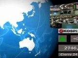 Bolsas; Mercados internacionales: Cierre jueves 23 junio y media sesión viernes 24 junio
