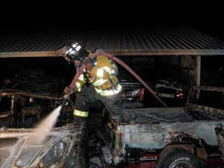 Cedar Grove Fire Department 2009 Video