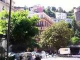Napoli  STREET view climbing up the city