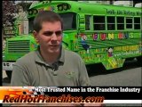 Fun Bus Franchise Fitness on Wheels - Children Fitness Activities and Parties Franchise