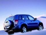Suzuki Grand Vitara сигнализация