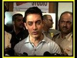 Saheb Biwi Aur Gangster - Music Launch - Aamir Khan, Randeep Hooda & Jimmy Sheirgill