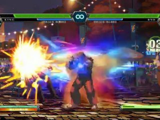 Tutorial Series: Stage 2: Fighting de The King of Fighters XIII