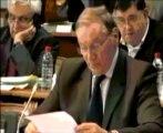 Jean ESMONIN. Intervention sur la tarification 2012 des établissements sociaux et médico-sociaux. Séance des 15 et de 16 décembre