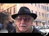 Roma, il centro in tilt per la conferenza stampa di Monti. Evento blindato: chiusa una via intera come sui set del cinema