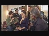 Les entretiens de Jean-Claude Cintas : Airelle Besson & Sylvain Rifflet / DjangodOr 2008